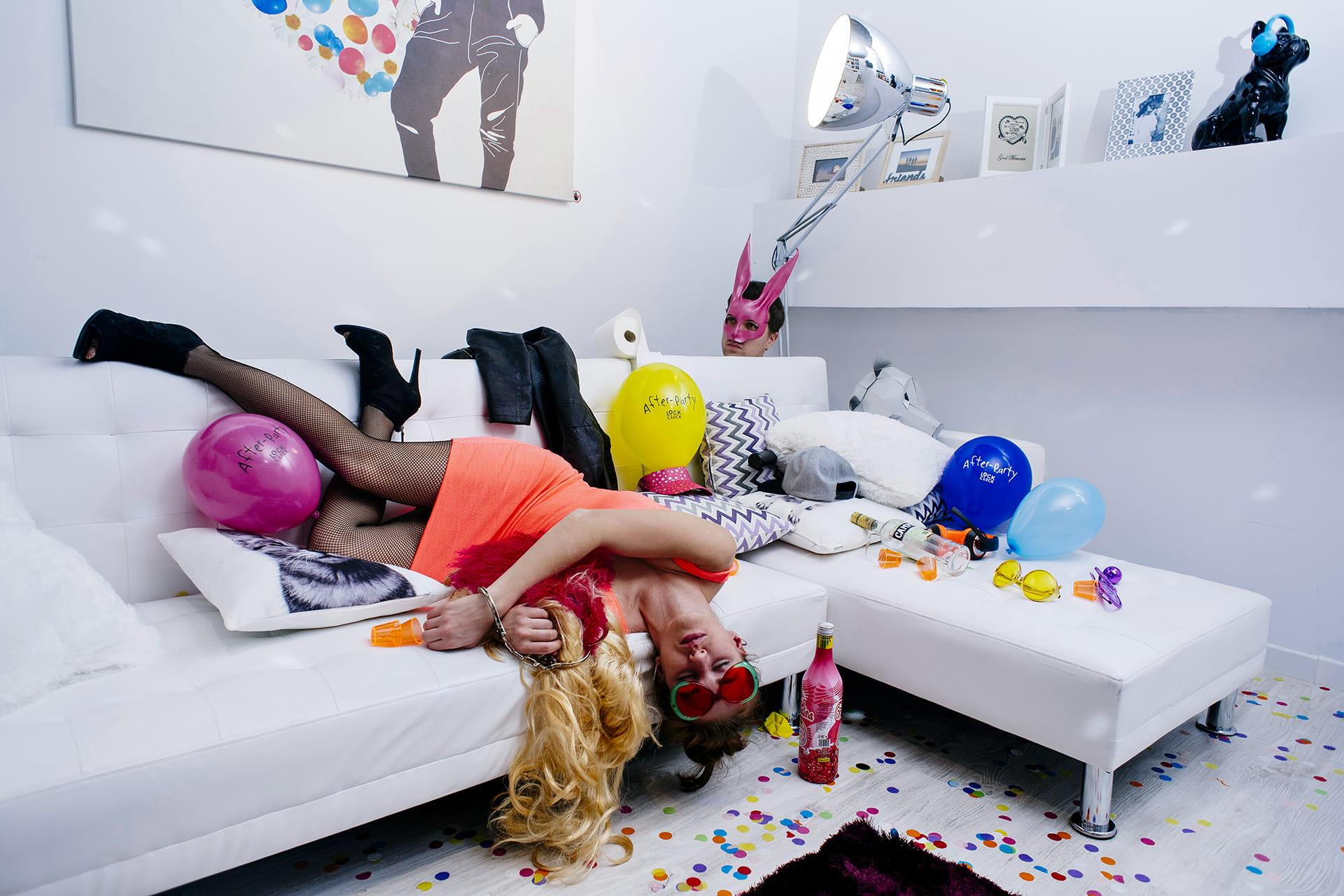 bacco experiences - After Party de Lock Clock