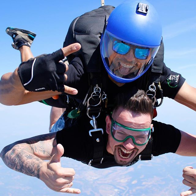 bacco experiences - Skydive BCN