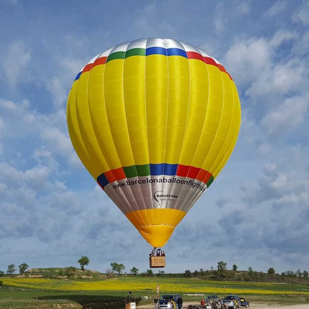 bacco experiences - Barcelona Balloon Flights