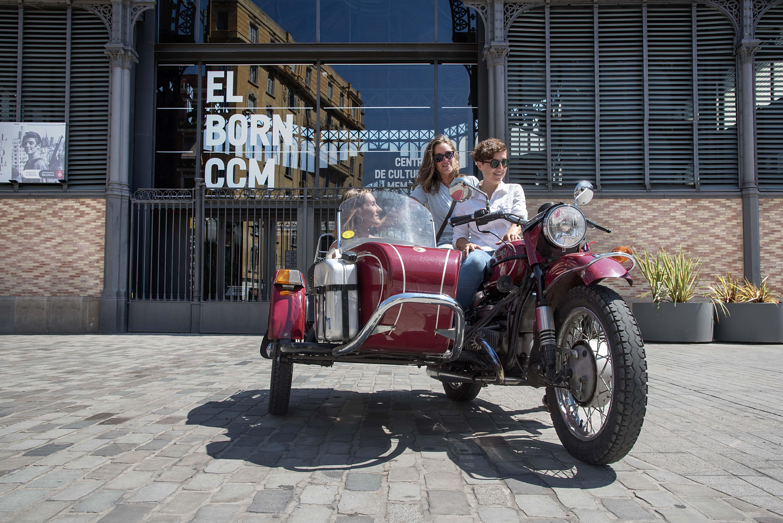 bacco experiences - City Tour en Sidecar de Época