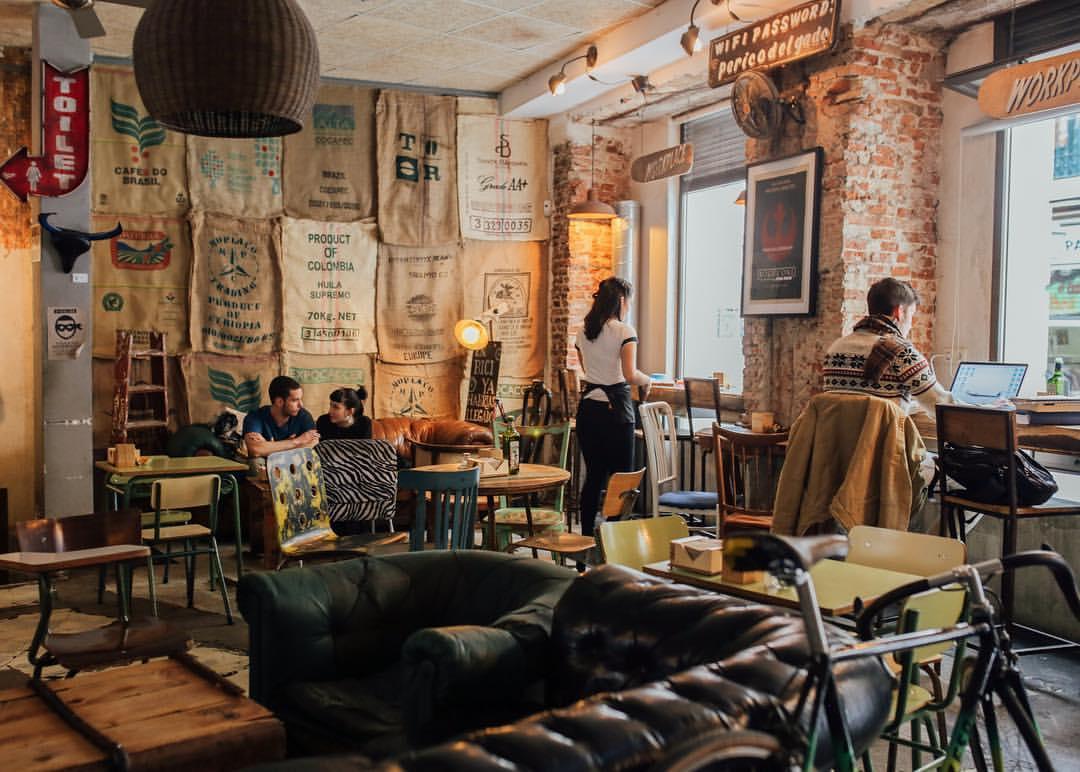 bacco experiences - La Bicicleta Café